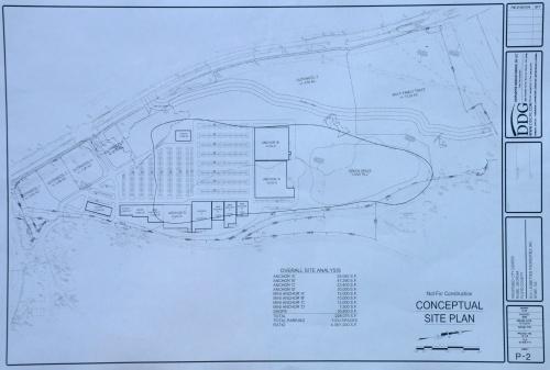 2014 Citi Center Plans